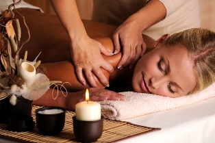 Massage of shuolder